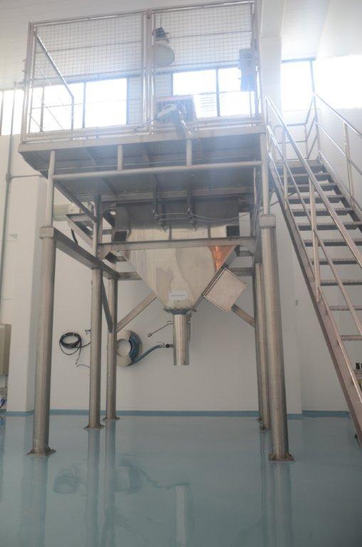 Industria de equipamentos em aço inox