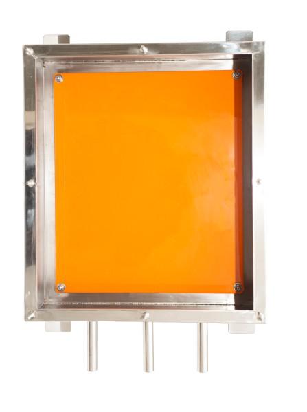 Quadro eletrico inox