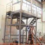 Agitador industrial aço inox